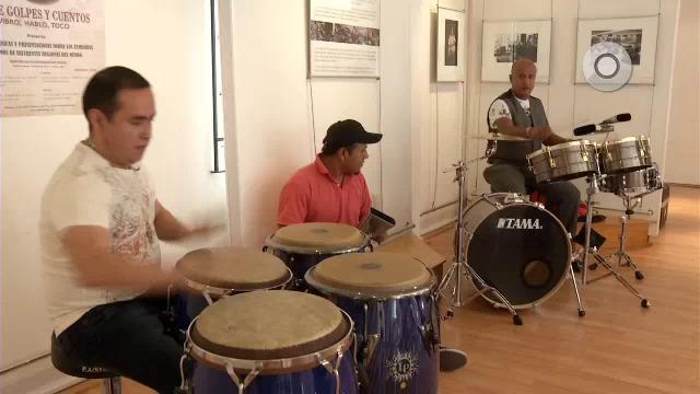 Música y tambores