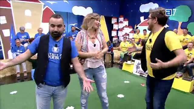 Arriondas vs Cangas de Onís (Viernes, 17-06-2016)