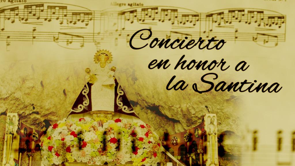 Concierto en honor de la Santina (Lunes, 25-12-2017)