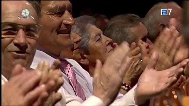 Concurso y muestra de folclore Ciudad de Oviedo 4ª final (Domingo, 25-05-2014)