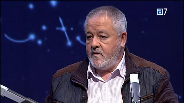 Antonio Pino, secretario general de CCOO (Miércoles, 12-02-2014)