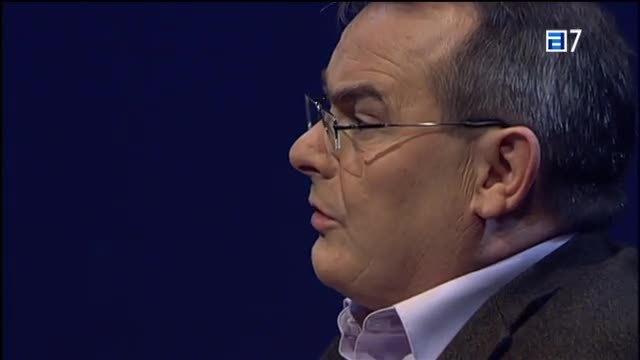 El portavoz de IU, Ángel González (Miércoles, 22-01-2014)
