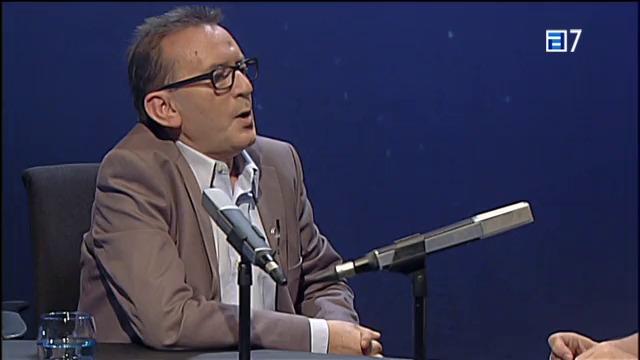 El senador de IU, Jesús Iglesias (Jueves, 26-06-2014)