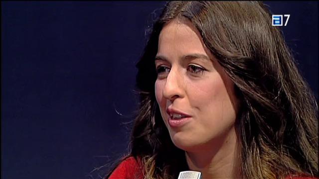 Marisa Valle Roso (Miércoles, 18-03-2015)