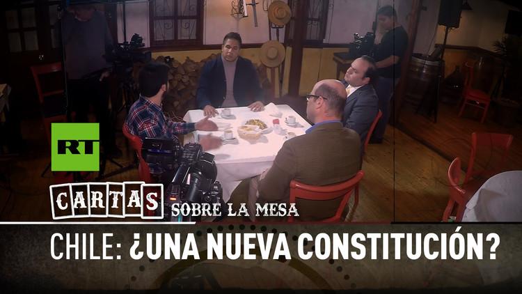 2017-09-12 - Chile: ¿una nueva constitución?