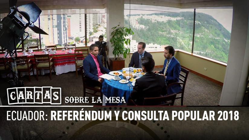 2018-01-30 - Ecuador: Referéndum y Consulta Popular 2018