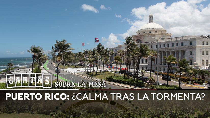 2019-03-19 - Puerto Rico: ¿Calma tras la tormenta?