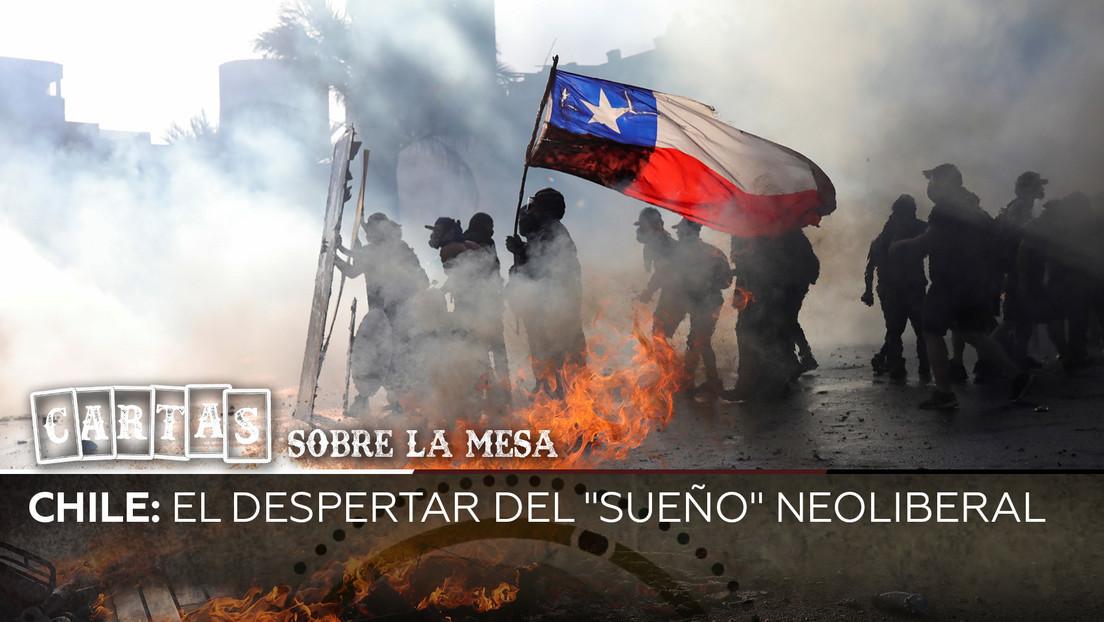 2019-12-03 - Chile: el despertar del