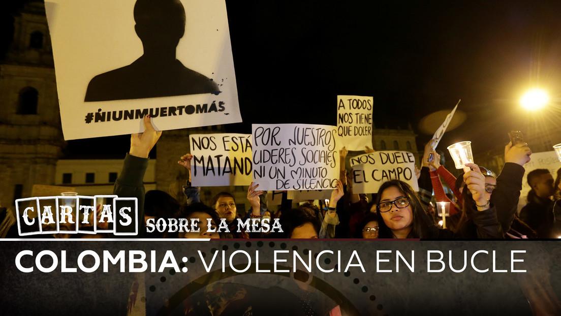 2020-02-11 - Colombia: violencia en bucle