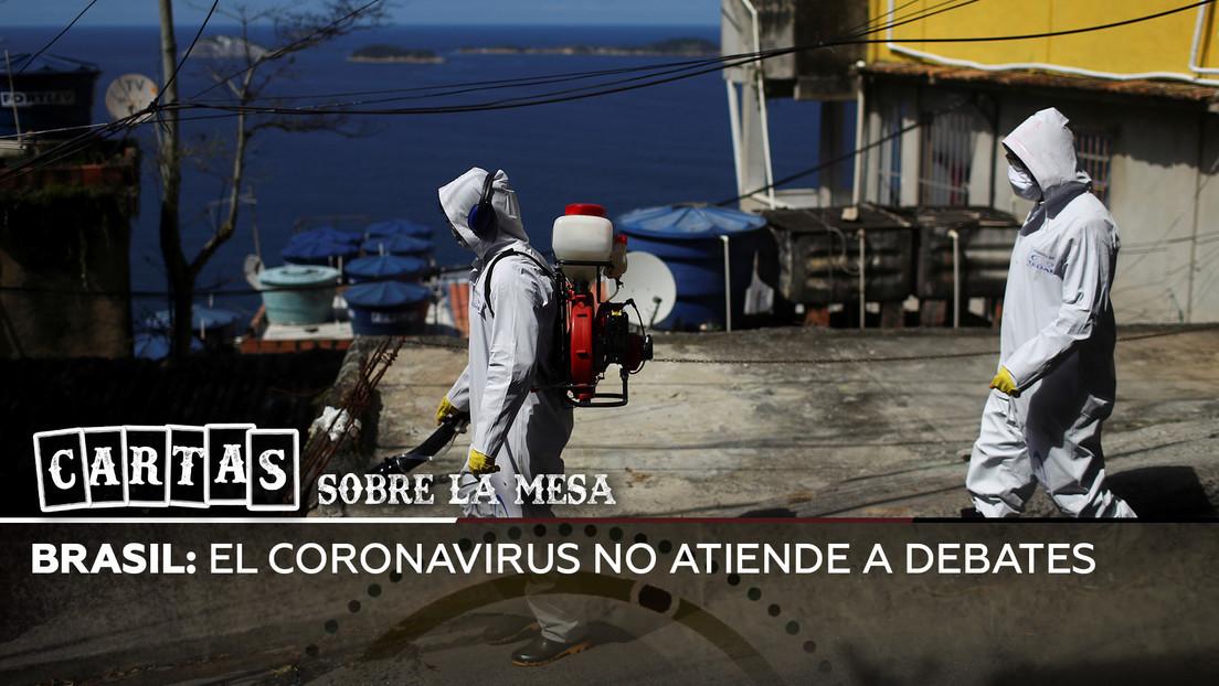 2020-05-05 - ¿Se encamina Brasil hacia la peor crisis sanitaria mundial por el coronavirus?