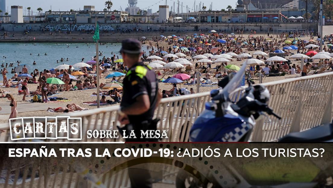 2020-07-14 - España tras la covid-19: ¿Adiós a los turistas?
