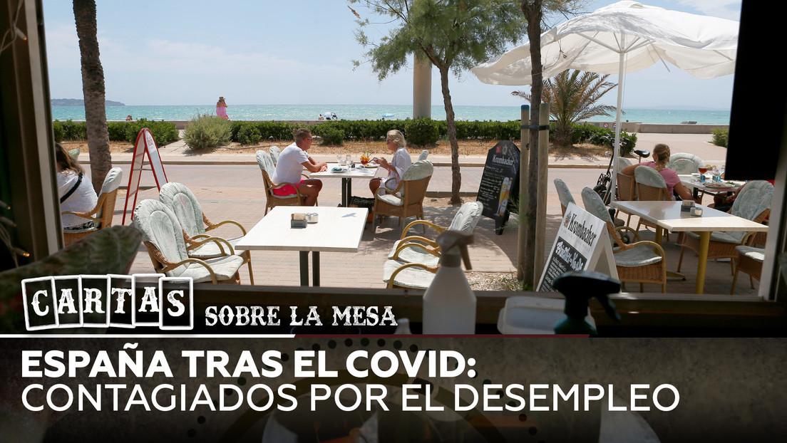 2020-07-21 - La 'epidemia' del desempleo y la caída del consumo son el punto de partida de la España poscoronavirus