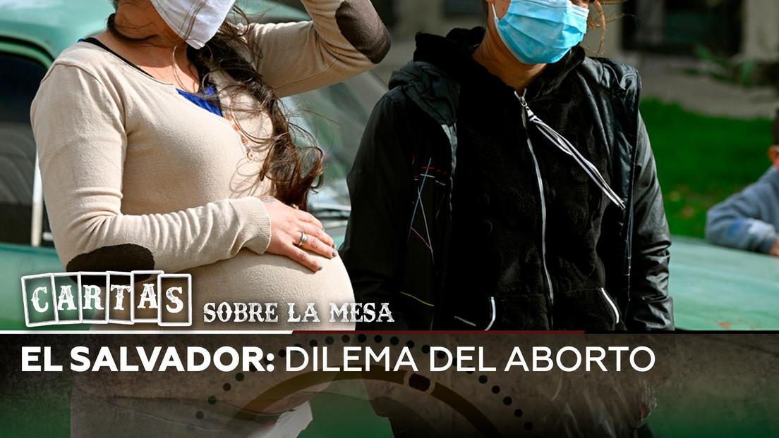 2020-11-03 - El Salvador: Dilema del aborto
