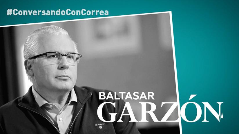 2018-03-22 - Baltasar Garzón a Rafael Correa: