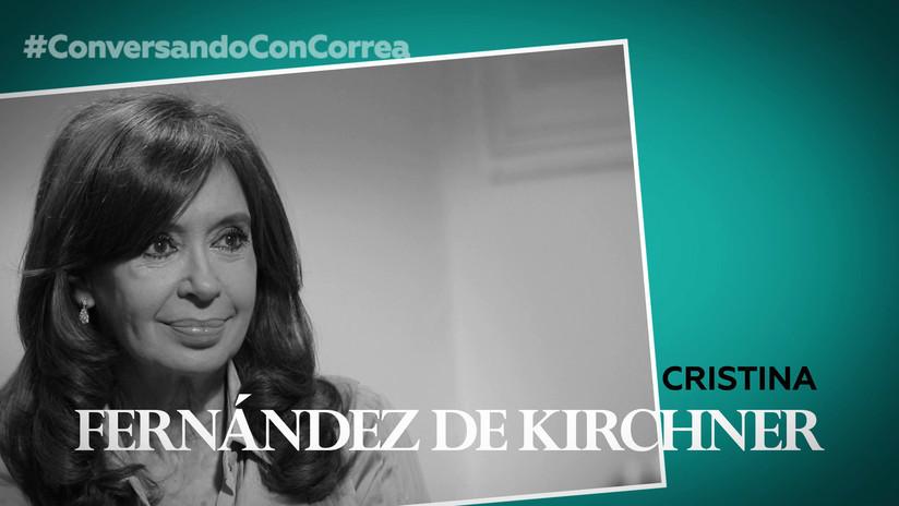 2018-04-05 - Cristina Kirchner a Correa: El neoliberalismo