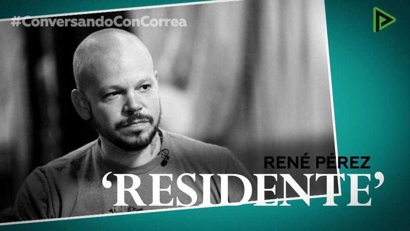 2018-05-10 - René Pérez a Correa: