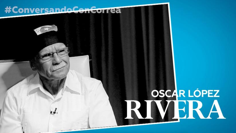 2019-10-03 - Oscar López Rivera a Correa: