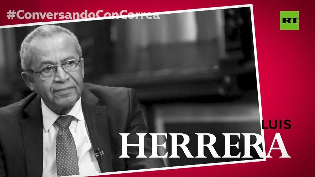 2020-03-05 - Luis Herrera, experto cubano en ingeniería genética, a Correa: