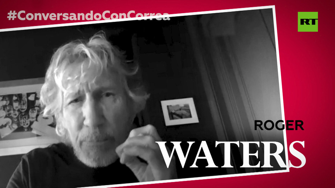2020-05-07 - Roger Waters a Correa: