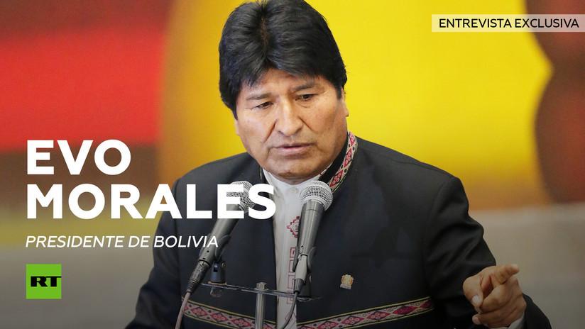 2013-02-22 - Entrevista con Evo Morales, presidente de Bolivia