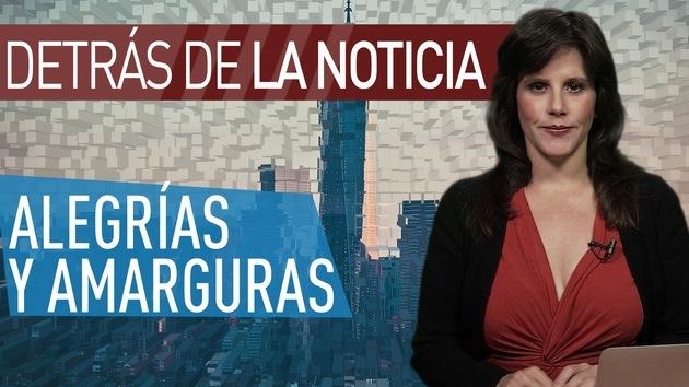 2014-10-31 - Detrás de la noticia: Alegrías y amarguras