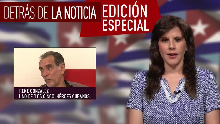 2015-05-01 - Entrevista con René González, uno de 'los cinco' héroes cubanos