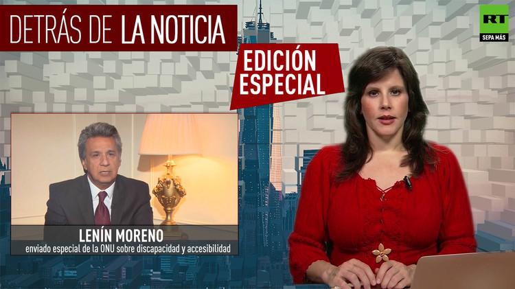 2015-06-19 - Entrevista con Lenín Moreno, enviado especial de la ONU sobre discapacidad y accesibilidad