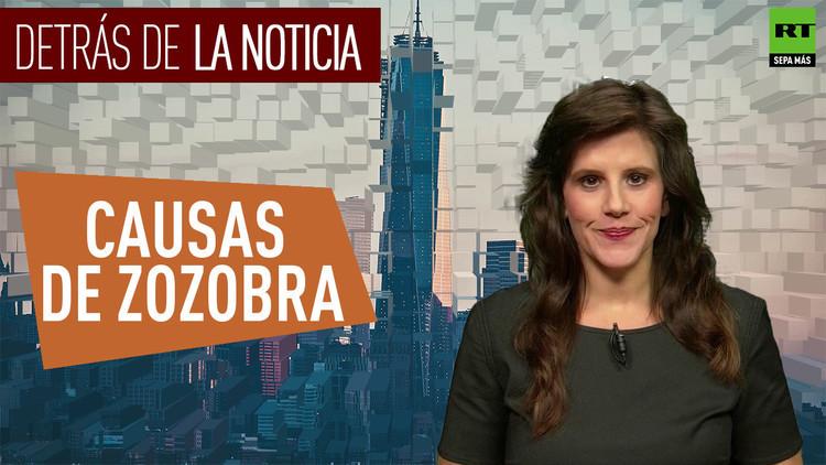 2016-10-28 - Detrás de la noticia: Causas de zozobra