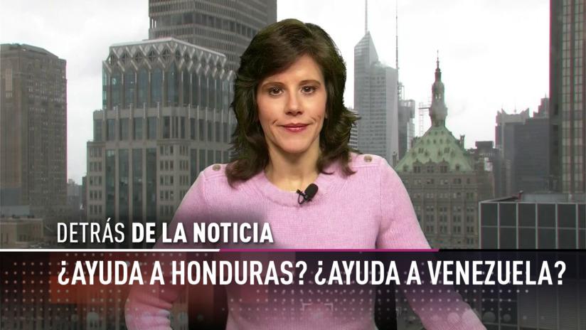 2017-12-07 - ¿Ayuda a Honduras? ¿Ayuda a Venezuela?