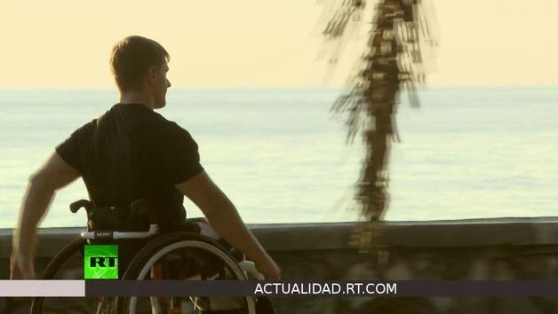 2013-01-24 - Descubriendo Rusia : Sochi 2014. Los campeones paralímpicos