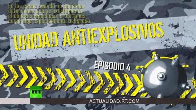 2013-02-20 - Unidad antiexplosivos: episodio 4