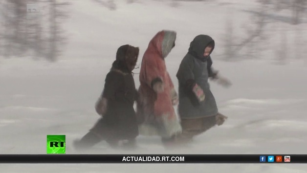2013-10-17 - Los niños de la tundra