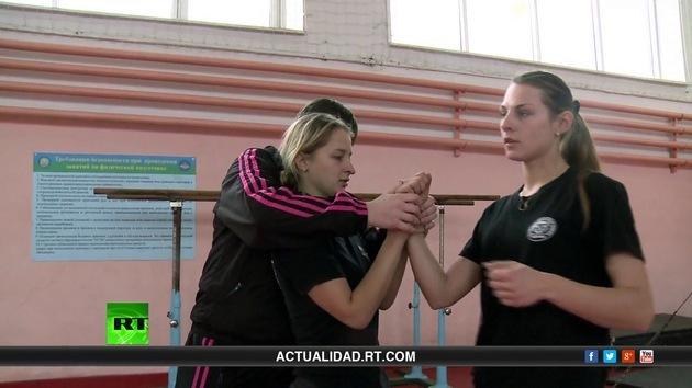 2014-01-28 - Batallón femenino. Episodio 9