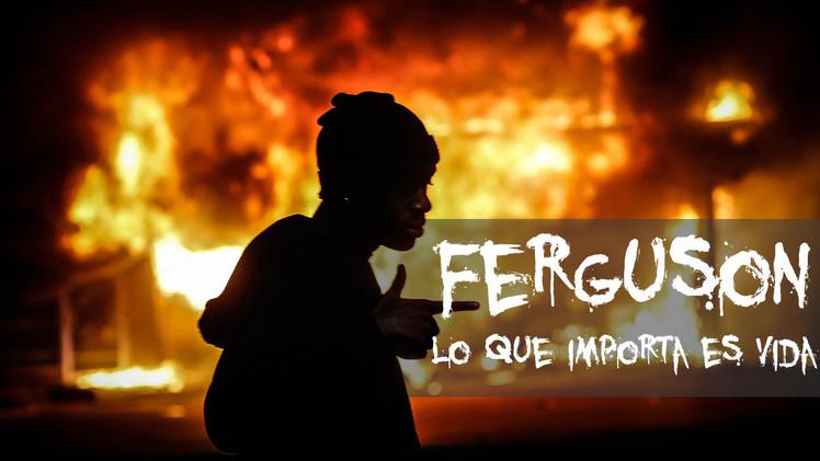 2015-02-18 - Ferguson: lo que importa es vida