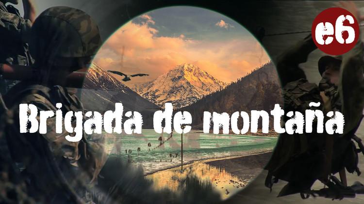 2015-06-10 - Brigada de montaña (E6)