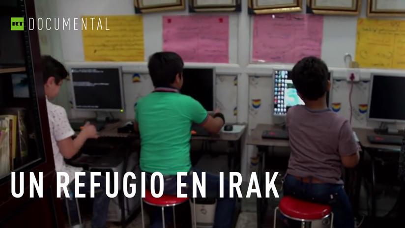 2018-03-07 - UN REFUGIO EN IRAK