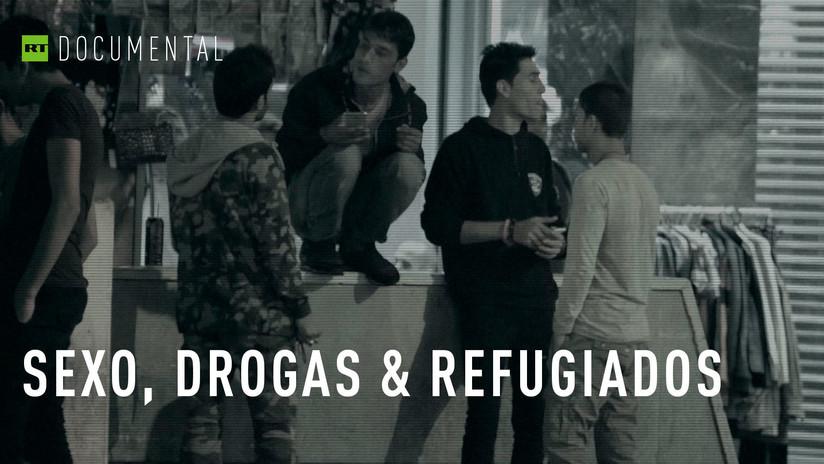 2018-04-06 - Sexo, drogas y refugiados
