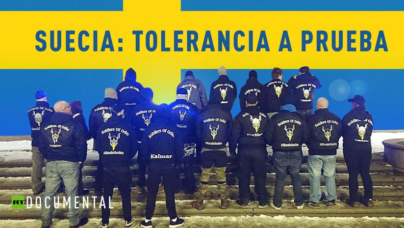2018-07-25 - Suecia: Tolerancia a prueba
