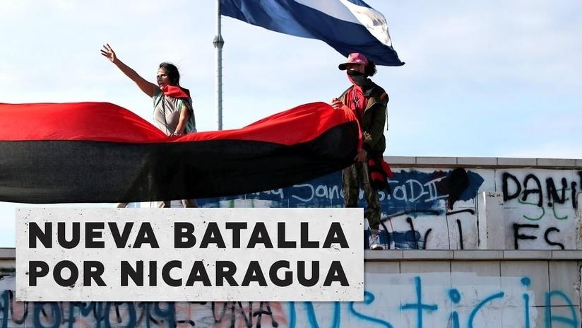 2018-11-09 - Nueva batalla por Nicaragua