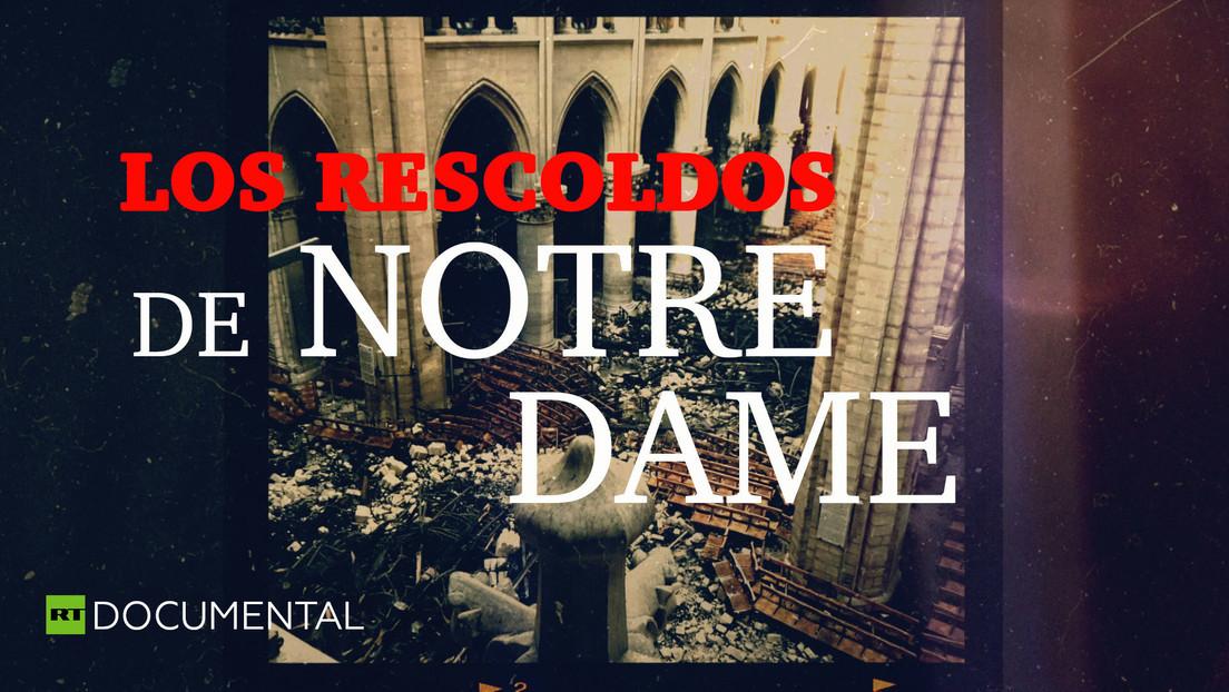 2020-04-15 - Los rescoldos de Notre Dame