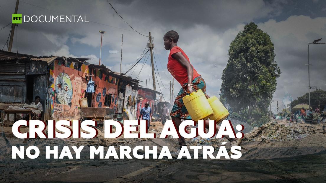 2020-06-19 - Crisis del agua: no hay marcha atrás