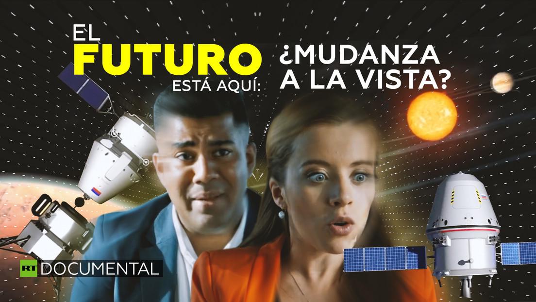 2020-08-12 - El futuro está aquí. Marte: ¿mudanza a la vista?