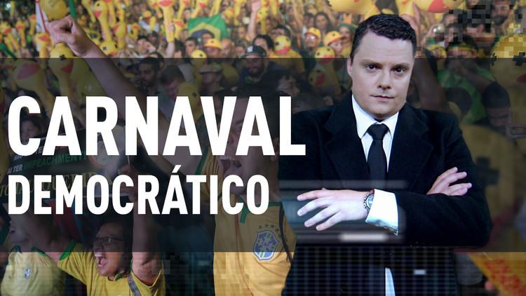 2016-05-18 - La tensa situación política en Brasil, ¿un golpe de Estado enmascarado?