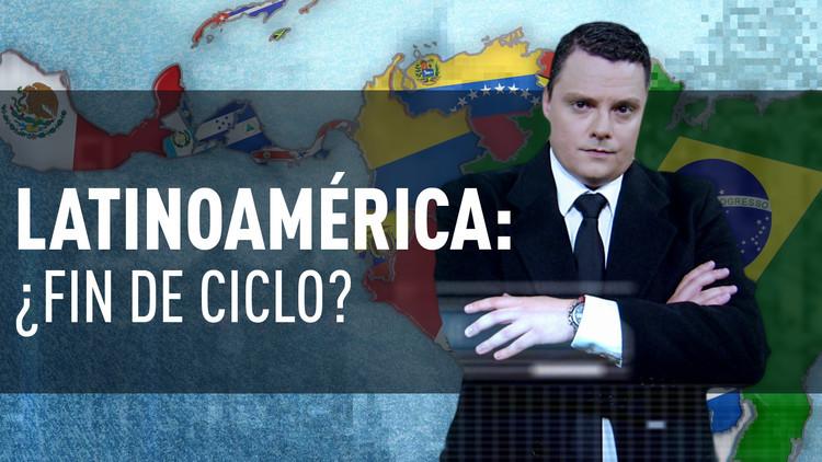 2016-09-07 - ¿Se acerca un fin de ciclo en América Latina?