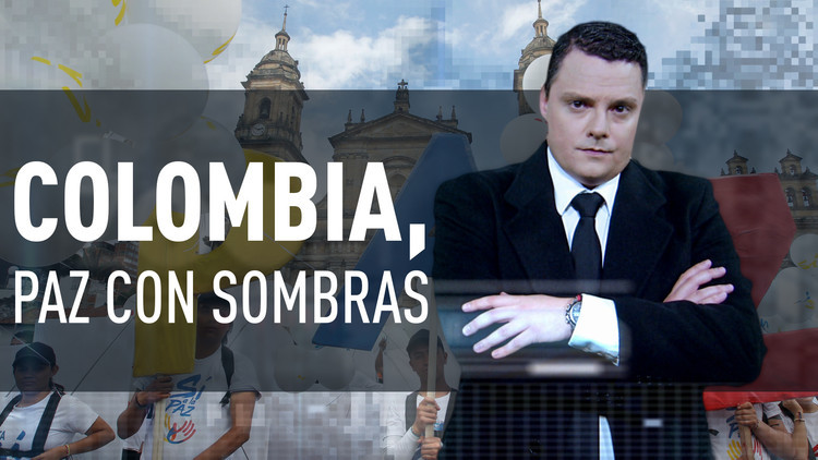 2016-10-05 - ¿Acaba el plebiscito con los acuerdos de paz entre las FARC y el Gobierno de Colombia?
