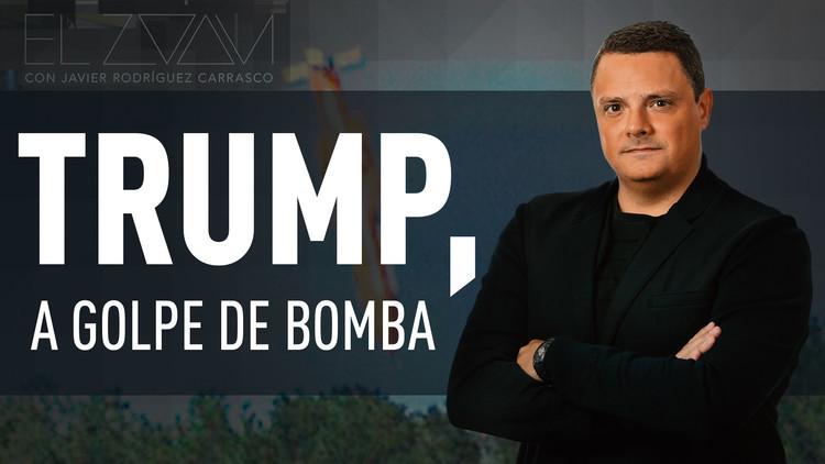 2017-04-14 - Trump, a golpe de bomba