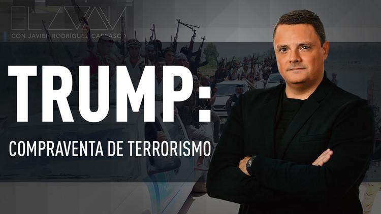 2017-05-24 - Trump: Compraventa de terrorismo