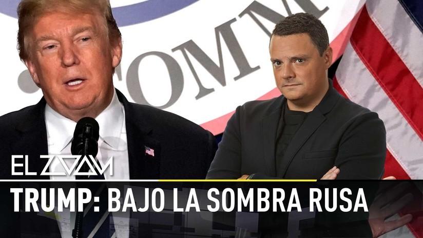 2018-02-02 - Trump: Bajo la sombra rusa