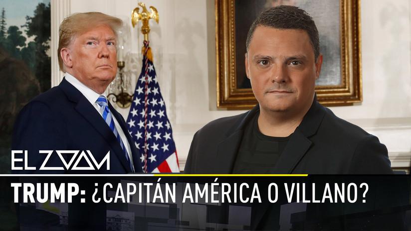 2018-06-06 - Trump: ¿Capitán América o villano?