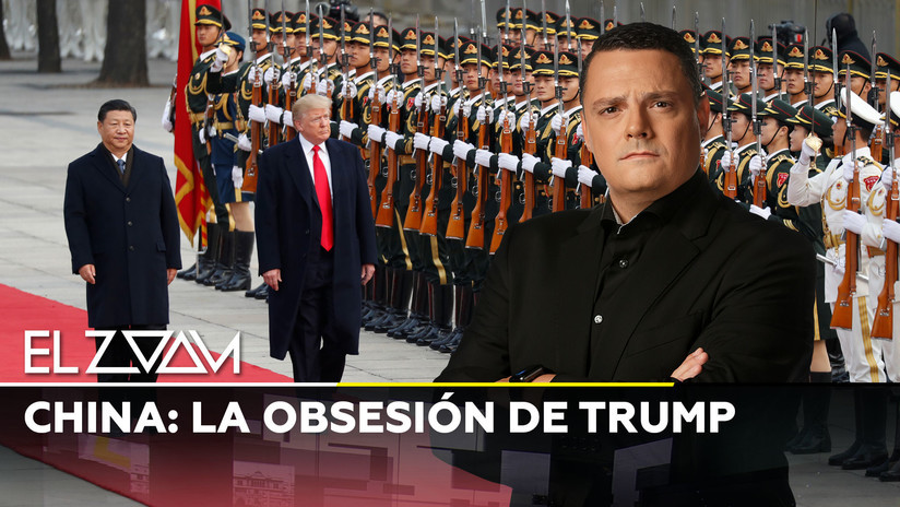 2018-09-26 - China: La obsesión de Trump